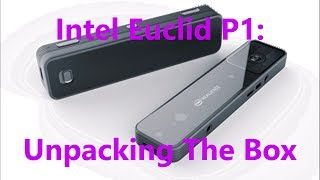 Download Intel Euclid Part 1: Unpacking The Box Video