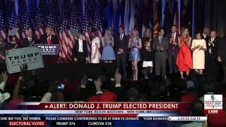 Download Donald Trump Elected President - Full Victory Speech 11/9/16 Video