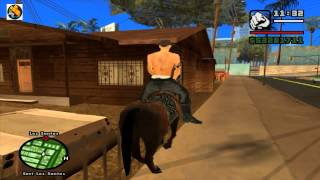 Download Gta sa- zoando e fuga na força de cavalo jucelino Video