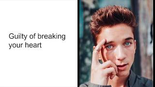Download Words I Didn't Say (Lyrics) - Why Don't We Video