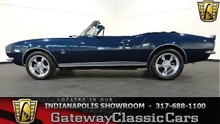 Download 1967 Chevrolet Camaro RS Convertible - #346-ndy - Gateway Classic Cars - Indianapolis Video