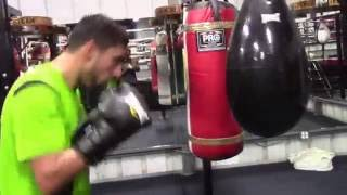 Download MIKEY GARCIA AND JOSESITO LOPEZ TRAINING SIDE BY SIDE Video
