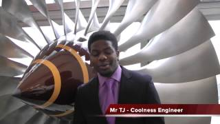 Download Imperial College London - Aeronautical Engineering L2 Applications Webcast - Making a turbine Video