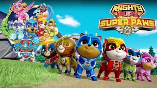 Download Paw Patrol Mighty Pups - Super Pups Mystery Monster Noise Full Episode 1 Video
