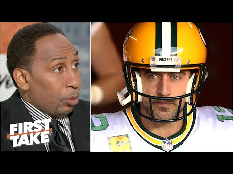 Stephen A. names the Saints as Aaron Rodgers' best chance at a Super Bowl | First Take