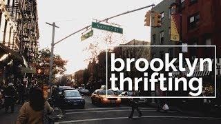 Download Thrift Shopping in Williamsburg Brooklyn [NYC] Video