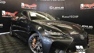 Download 2017 Lexus GS F Review Video