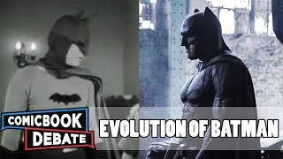 Download Evolution of Batman in Movies and TV in 8 Minutes (2017) Video