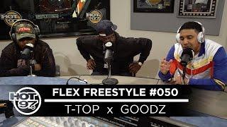 Download URL TV's Own T-Top x Goodz on Funk Flex | #Freestyle050 Video