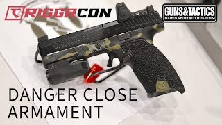 Download CZ P10 taken to the next level by Danger Close Armament Video