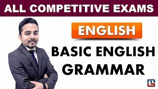 Download Basic English Grammar | English | All Competitive Exams 2018 Video
