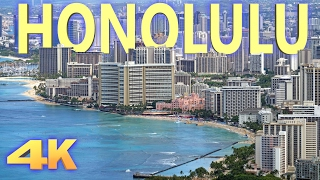 Download HONOLULU - HAWAII 4K Video