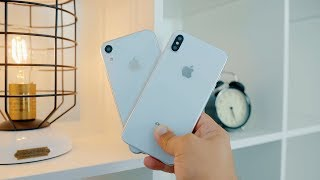 Download Hands-On With 6.1-Inch and 6.5-Inch 2018 iPhone Dummy Models Video