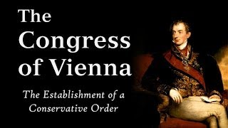 Download The Congress of Vienna: Metternich's Conservative Order (AP Euro) Video