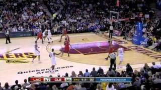 Download Highlights Clippers X Cavaliers - The streak is dead - 02.11.11 Video