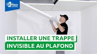 Plafond placo sous hourdis b ton en suspente bascule tape 4 8 free download video mp4 3gp m4a - Suspente a bascule ...