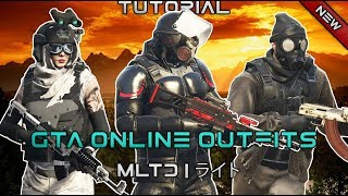 Download GTA Online | TOP 3 OUTFITS TUTORIAL | MALE+FEMALE NEW | DOOMSDAY HEIST 1.42 | NOT MODDED Video