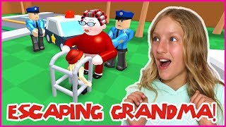 Download Escaping Grandmas House OBBY! Video
