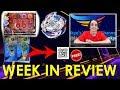 Download BEYBLADE BURST A WEEK IN REVIEW OCTOBER 15TH! (BONUS QR CODE + WINNERS XCALIBUR) Video