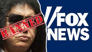 Download Gene Simmons BANNED From Fox News Video