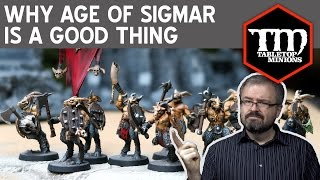 Download Why Warhammer: Age of Sigmar Is a Good Thing Video