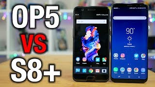 Download OnePlus 5 vs Galaxy S8+: Can it kill a flagship? Video