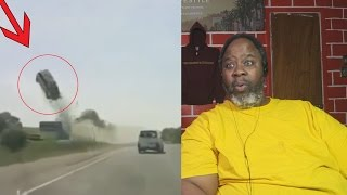 Download Dad Reacts to Flying Cars! || Ultimate Dash Cam Fails Compilation Video