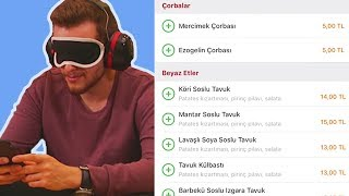 Download ŞANS YEMEĞİ - Gözlerin Bağlı Yemek Siparişi Ver Video
