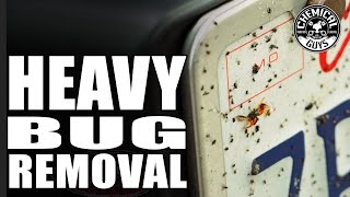 Download How To Remove Dead Bugs From A Car - Chemical Guys Bug And Tar Heavy Duty Car Wash Shampoo Video