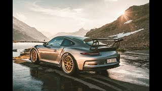 Download PORSCHE 911 GT3 RS | EVENING ON THE SUSTEN PASS Video