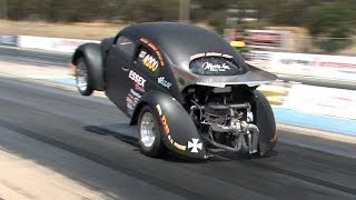Download Turbo 4 6s @ Heathcote drags - Dec 26th Video