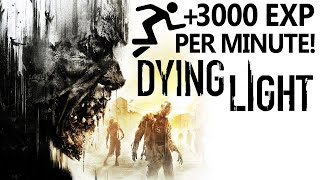 Download Dying Light - OVER 3000+ Agility Exp Per Minute In Old Town! Fast Level Up! Video