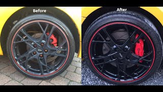 Download Extensive Wheel Detailing | Megane RS 265 Video