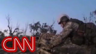 Download Video shows Russian special troops in Syria Video
