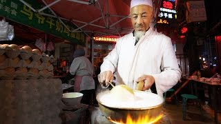Download Muslim Chinese Street Food Tour in Islamic China | BEST Halal Food and Islam Food in China Video