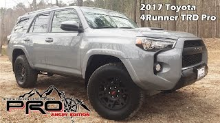 Download 2017 Toyota 4Runner TRD Pro ″Cement″ Video