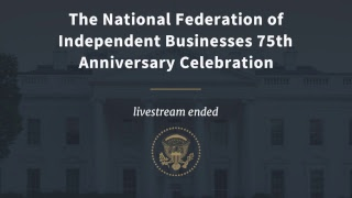 Download The National Federation of Independent Businesses 75th Anniversary Celebration Video