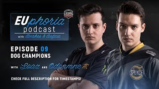 Download EUphoria Podcast Episode 9 | Dog Champs w/ sOAZ & Odoamne Video