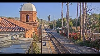 Download San Juan Capistrano, California USA - Cam of the Week | Virtual Railfan LIVE Video