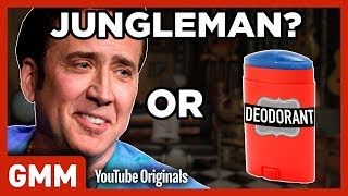 Download Deodorant or Nic Cage Movie? (GAME) Video