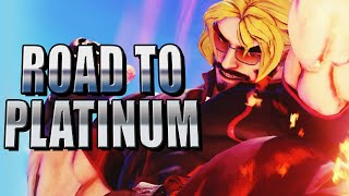 Download ROAD TO PLATINUM feat. KenMax Mod - Street Fighter 5 Ranked Matches Video