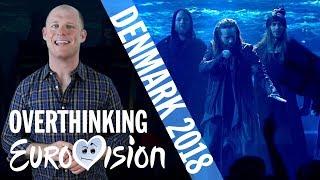 Download Eurovision 2018 Review: Denmark, ″Higher Ground″, Rasmussen Video