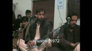 Download Pashtu Classical Hujri Maijlas: Khaiber Zalmee (Old School) Video