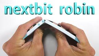 Download Nextbit Robin Bend Test FAIL - Durability test Video