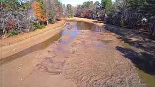 Download Lake Dredging Before And After Drone Videos Video
