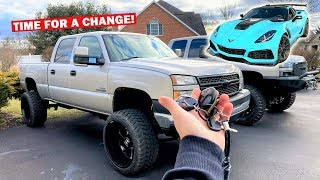 Download Why I Gave up BOTH of My Duramax Builds... FT. My ZR1 WON THE PA AUTO SHOW!!! Video