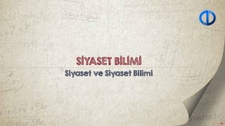 Download SİYASET BİLİMİ - Ünite 1 Konu Anlatımı 1 Video