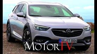 Download 2018 OPEL INSIGNIA COUNTRY TOURER 4x4 TURBO l EXTERIOR l BEAUTY SHOTS Video