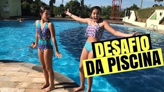 Download DESAFIO DA PISCINA - GABRIELLA SARAIVAH E AMANDA FURTADO Video