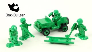 Download Lego Toy Story 7595 Army Men on Patrol - Lego Speed build Video